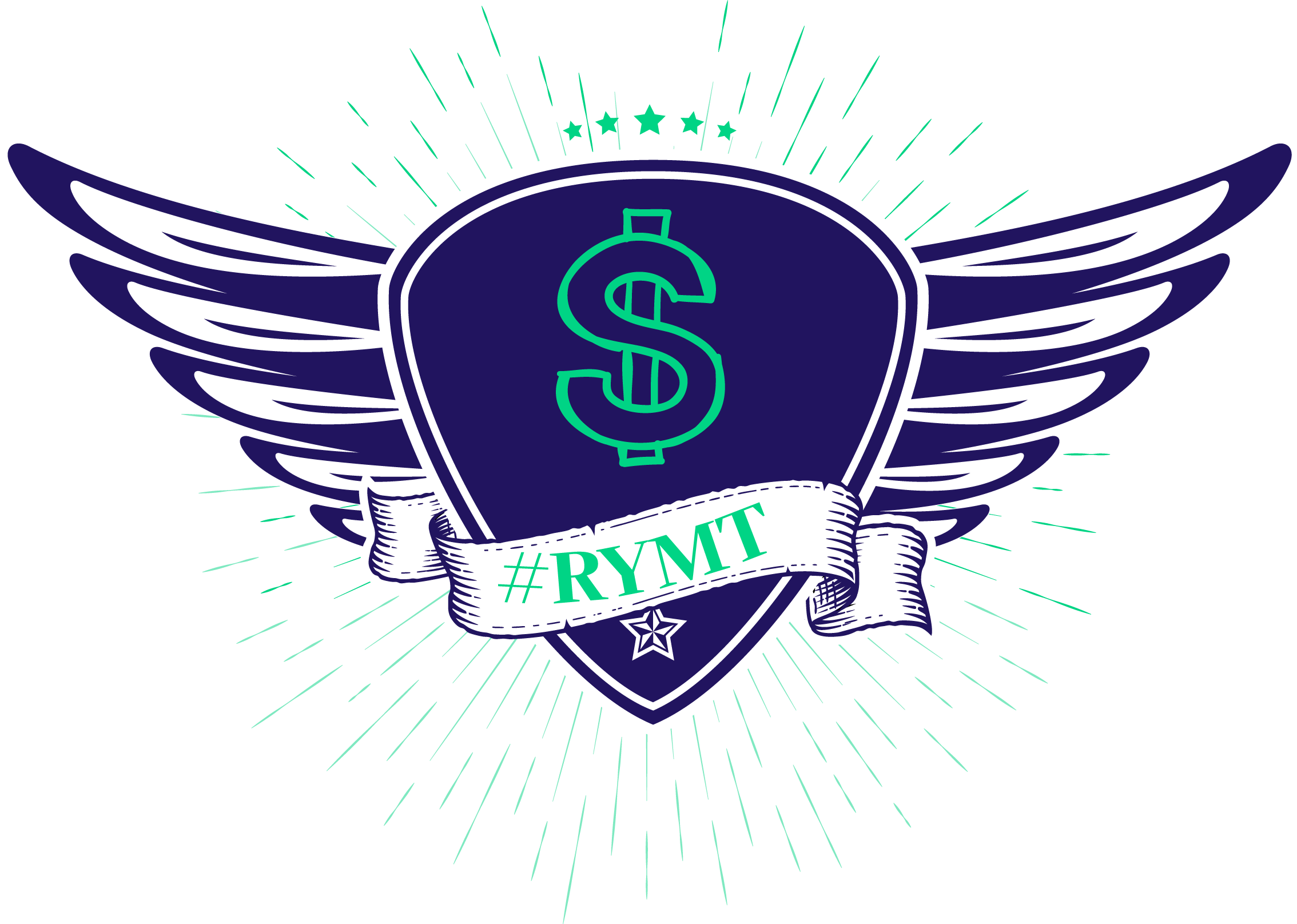 money-wings